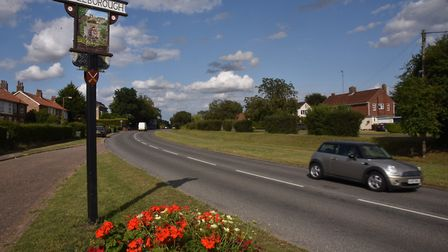 The final phase of the Transport for Attleborough roadworks will take place on London Road. Picture: