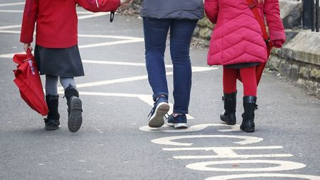 Rules on pupils self-isolating have led to some confusion amongst parents. Picture: PA Images