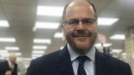 George Freeman Mid Norfolk MP has tweeted his perspective on the Shamima Begum case. Picture: Victor