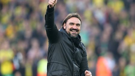 Daniel Farke has committed his long term future to Norwich City Picture: Paul Chesterton/Focus Image
