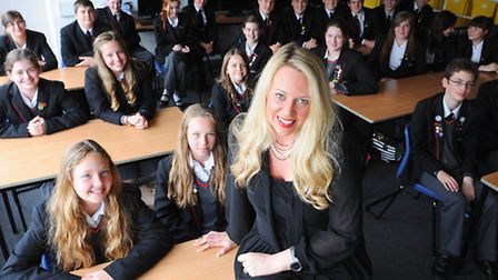 Ormiston Venture Academy gets outstanding across the board in Ofsted report - Principal Nicole McCar