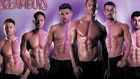 The Dreamboys are heading to The Halls in Norwich