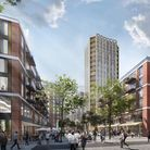 The plans for Anglia Square, which will now be subject to a planning inquiry. Photo: Weston Homes