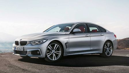 BMW 4 Series Gran Coupé goes on sale in June, joining the new Coupe and Convertible.