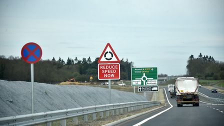 Drivers will face lane closures on the NDR due to safety work. Picture: ANTONY KELLY