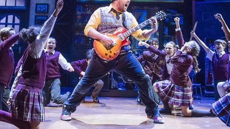 West End hit School of Rock is coming to Norwich Theatre Royal Credit: Tristram Kenton