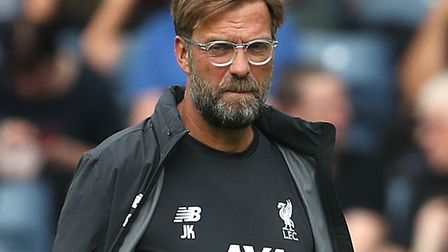 Liverpool manager Jurgen Klopp was full of praise for Norwich City during his pre-match press confer