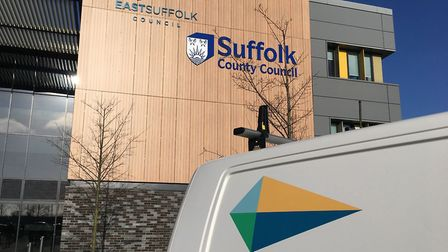 East Suffolk Council's headquarters. Picture: Thomas Chapman