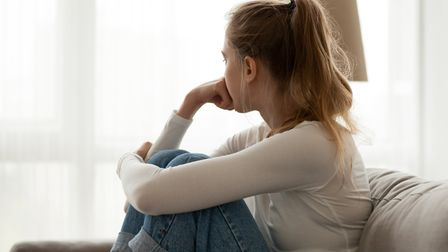 The coronavirus pandemic is causing anxiety for many people. Picture: Getty Images/iStockphoto/fizke