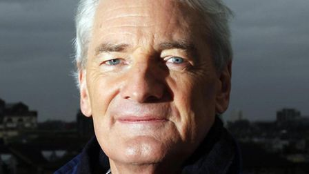 Sir James Dyson. Picture: DAVID PARRY/PA WIRE