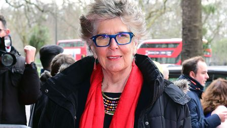 Great British Bake Off judge Prue Leith is writing the foreword for a Norfolk-based lockdown recipe