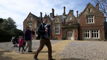 A decision on the future of Holt Hall, which could be facing closure, will be made next month. Pictu