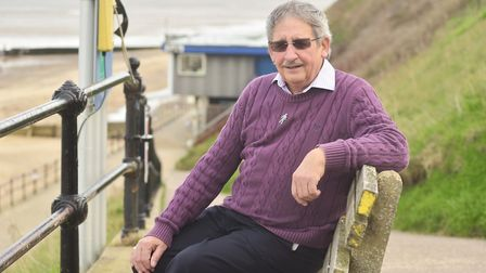 Mundesley has seen house prices rise and has been listed in the top 10 in a Rightmove report. Chairm