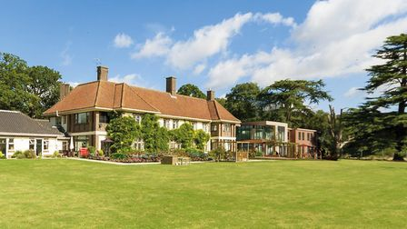 An artist's impression of the proposed extension to Brooke House care home, which has been rejected.