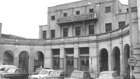 The Hippodrome in St Giles Street was originally called the Grand Opera House in 1930 when it opened