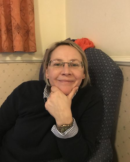Louise Gasparro. Nominated for a Stars of Norfolk and Waveney Award 2020 Carer of the Year. Picture: