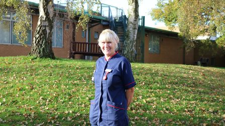 Ragna Page. Nominated for a Stars of Norfolk and Waveney Award 2020 Carer of the Year. Picture: SUPP