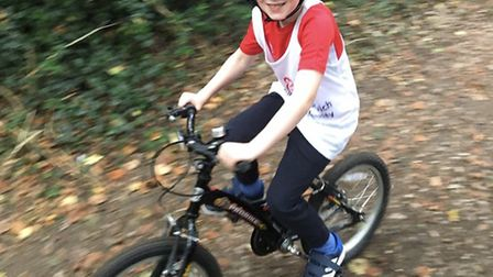 Nominated for a Stars of Norfolk and Waveney Award 2020 Young Person of the Year. Picture: SUPPLIED