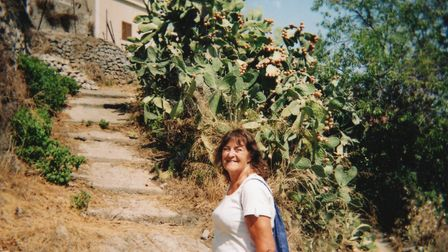 Robin Spruce enjoyed a full and varied life with her husband including a shared love of family, thea