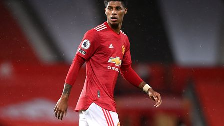 England and Manchester United forward Marcus Rashford has led a campaign for children to get free sc