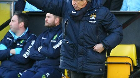 Manchester City boss Manuel Pellegrini admits injuries are starting to take their toll. Picture by P