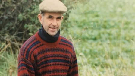 Farmer and conservationist Richard Waddingham who has died Picture: THE WADDINGHAM FAMILY