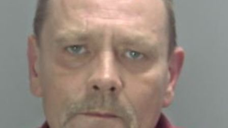 Richard Clark was sentenced to 18 months. Picture: NORFOLK CONSTABULARY