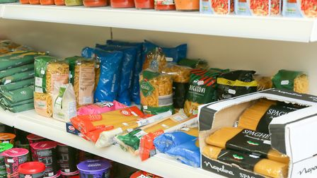 The Burrell shop has now opened at the Charles Burrell Centre, in Thetford, offering a much-needed l