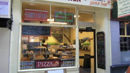 Chef Ron's Kitchen and Roman's Juice Bar. Pic: Bradleys Countrywide