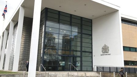 Ipswich Crown Court, where Wilson admitted 96 sex offences Picture: Archant