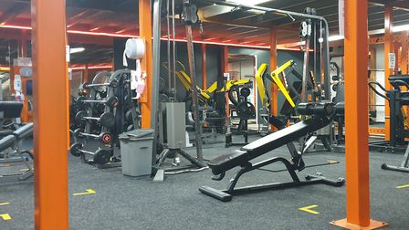 Full Fitness Gym in Watton has been ordered to close after owner, Peter Dive, offered a support grou