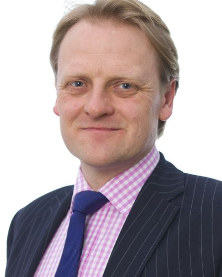 Matthew Winn, chief executive of Cambridgeshire Community Services NHS Trust, which is co-ordinating