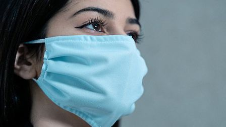 Certified masks have been tested and approved to provide proficient levels of protection. Picture: S
