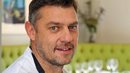 Chef and Norwich restaurant owner Roger Hickman. Picture: Archant