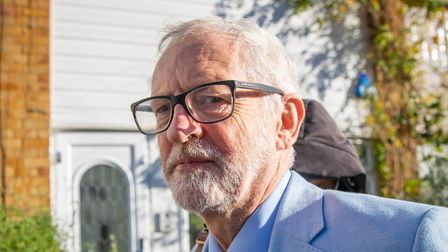 Former Labour Party leader Jeremy Corbyn, who will be joining a rally and march calling for a new hospital in King's Lynn.