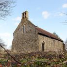 The church at Bittering. Picture: Matthew Usher.