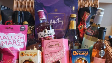 A raffle is just one of the ways Woodspring House nursing home in Fakenham is raising money to buy a new community...