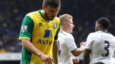 Robert Snodgrass wants Norwich City to cut out the charitable gifts undermining their fight for Prem