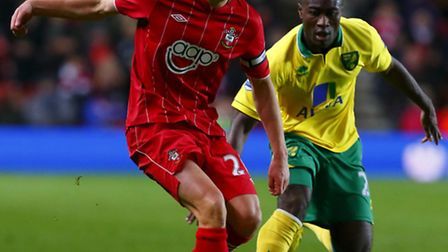 Southampton's Adam Lallana is spearheading the Saints' emerging domestic talent. Picture: Chris Ison