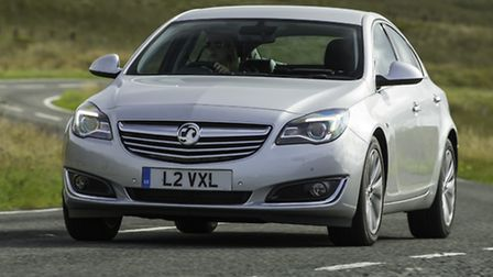 Facelifted Vauxhall Insignia provides a lot more appeal for less money combined with low emissions a