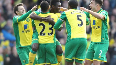 Fortunately, Norwich City have been a team for the relatively big occasion this season.