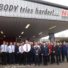 The NMG aftersales team has been expanded and the department revamp for even better customer service