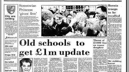 Archive 11th March1993