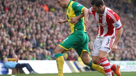 Norwich City defender Russell Martin has not scored for over a year. Picture by Paul Chesterton/Focu
