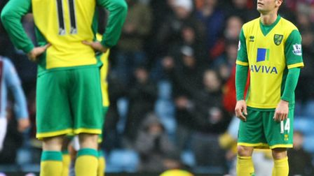 Norwich City midfielder Wes Hoolahan insists he is fully committed to the Canaries. Picture by Paul