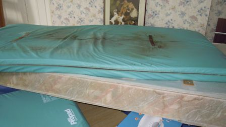 the conditions in orme house care home
