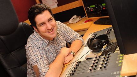 Future Radio's station manager, Terry Lee, who is leaving. Picture: Denise Bradley