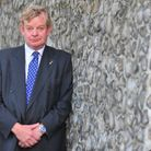 Independent Police and Crime Commissioner for Norfolk Constabulary Stephen Bett . Photo: Steve Adams