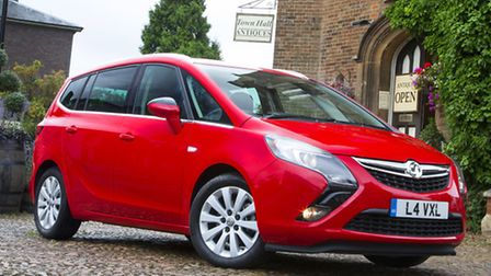 Zafira Tourer introduced Vauxhall's new 'Whisper Quiet' 1.6-litre turbo diesel that is now in the Me