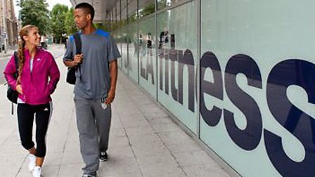 LA fitness is to sell off 33 gyms, including sites in Bury St Edmunds and Colchester.